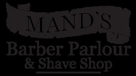 Mand's Barber Parlour Logo